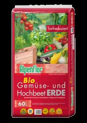 ALPENFLOR GEMÜSE- UND HOCHBEETERDE