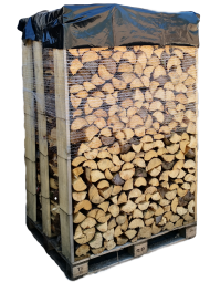 Brennholz Fichte 33 cm aus Bayern