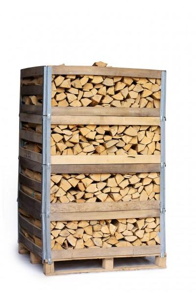 Brennholz Buche (45-50 cm) in Mehrwegkiste (trocken)