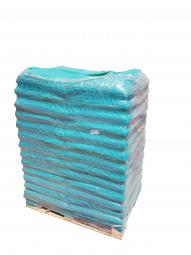 Premium Pellets von Timbory auf ganzer Palette