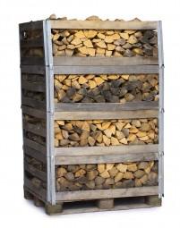 Brennholz Esche (je 2RM) in Mehrwegkiste