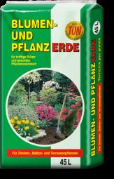 ALPENFLOR AKTIONS-BLUMEN- UND PLFANZERDE (Palettenpreis)
