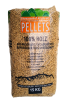 Premium Pellets (100% Holz aus Bayern; 15 kg)