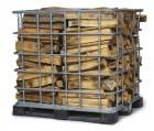 Brennholz Buche in der Gitterbox (je 1,2 SRM)